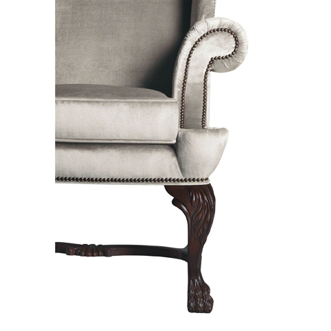 Baker Furniture - Barons Court Wing Chair - 5036C
