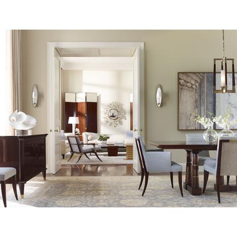 Baker Furniture - Patricia Three Cushion Sofa - 6131S