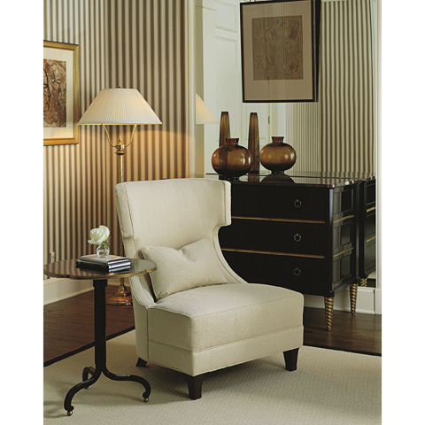 Baker Furniture - Sorbonne Armless Chair - 6309