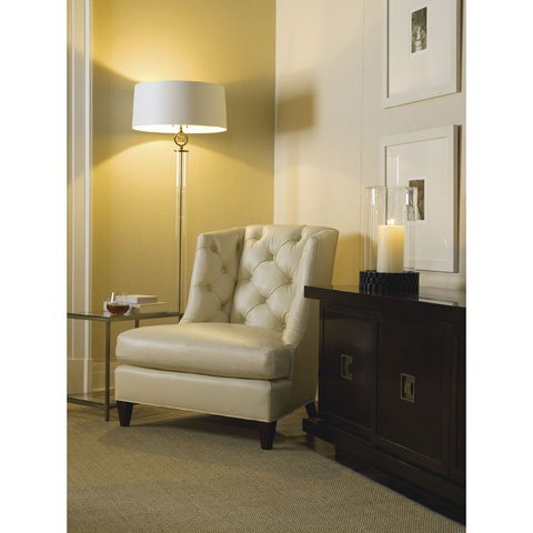 Baker Furniture - Moderne Wing Chair - 6331