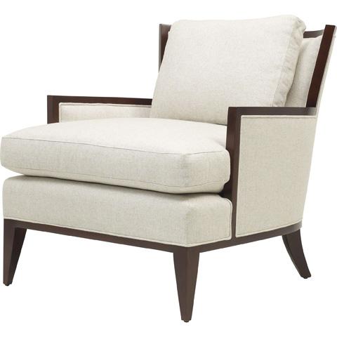 Baker Furniture - California Lounge Chair - 6713C