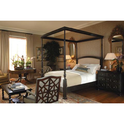 Baker Furniture - Glebe Bedside Chest - 9809
