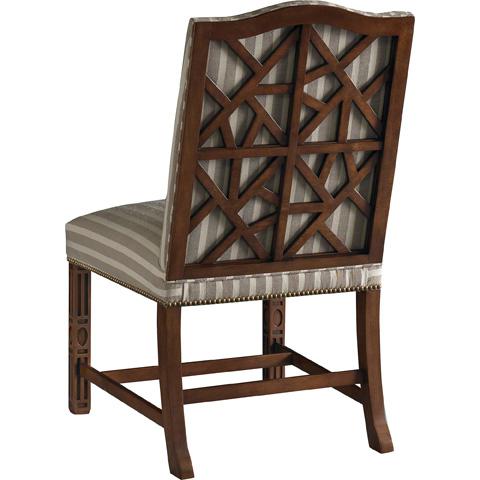 Baker Furniture - Maze Side Chair - 9842