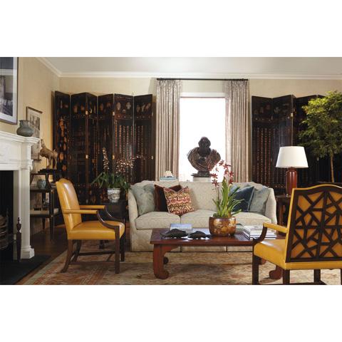 Baker Furniture - Sargent Cocktail Table - 9851