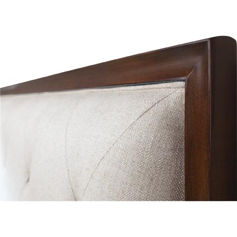 Baker Furniture - Lyric Tufted King Bed - 3624K-1