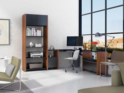 BDI - Home Office Desk Set - 5464-CS