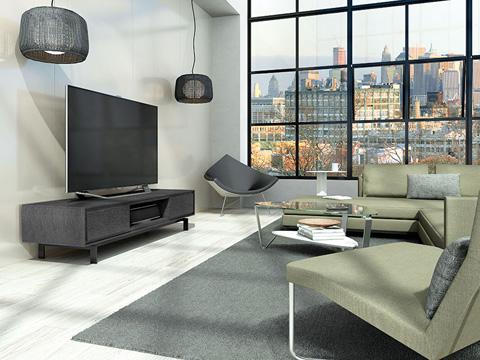 BDI - TV Cabinet - 8323