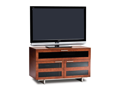 Image of Tall TV Cabinet
