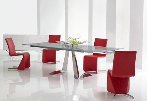 Bellini Imports - Tessa Dining Table - TESSA