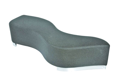 Bellini Imports - Wave Bench - WAVE