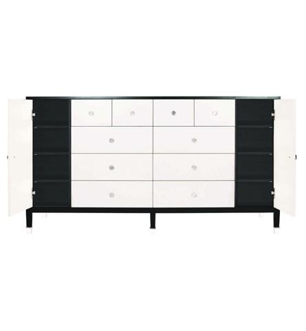 Belle Meade Signature - Monroe Mid Century Modern Dresser - 9004