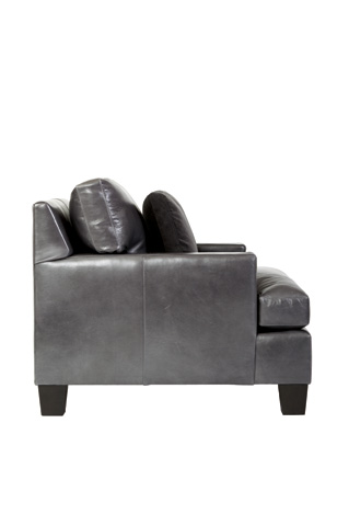 Bernhardt - Denton Leather Arm Chair - N6662L