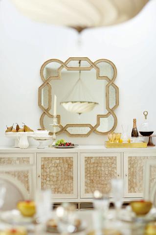 Bernhardt - Salon Gold Mirror - 341-322G