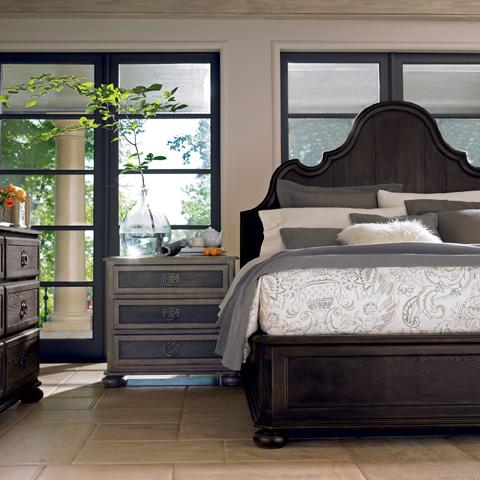 Bernhardt - Belgian Oak Six Drawer Dresser - 337-042C
