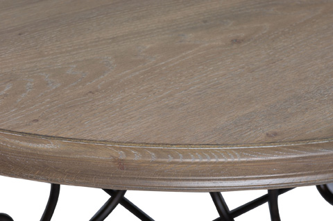Bernhardt - Auberge Round Dining Table - 351-772A/773