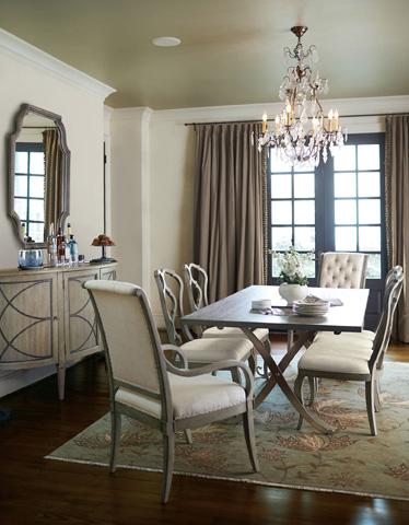 Bernhardt - Marquesa Round Dining Table - 359-274