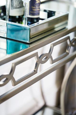 Bernhardt - Metal Bookcase - 363-812W