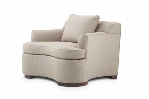 Bolier & Company - Modern Luxury Lounge Chair - 92015