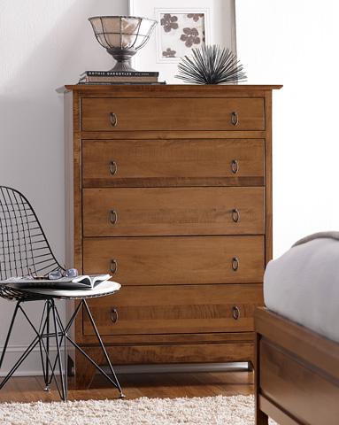 Borkholder Furniture - Millcreek Five Drawer Chest - 44-1801XXX