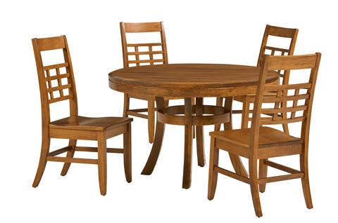 Borkholder Furniture - Sunset Hills Table - 47-8004LF1