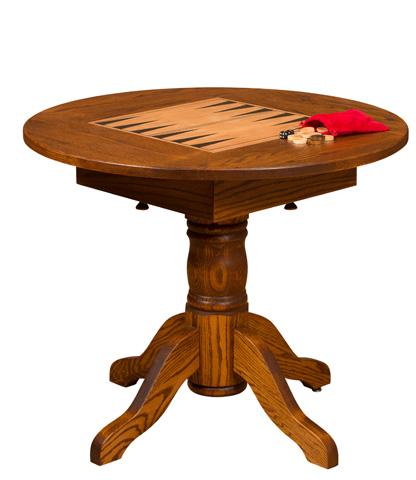Borkholder Furniture - Game Table - NC-2511XXX