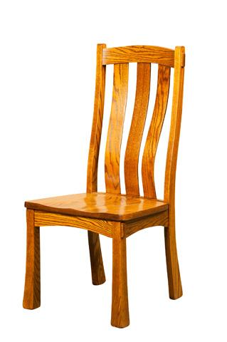 Borkholder Furniture - Monarch Side Chair - NC-9031SCX