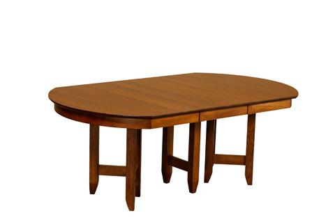 Borkholder Furniture - Gathering Dining Table - 16-8007LF5
