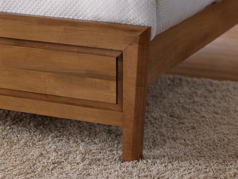 Borkholder Furniture - Millcreek Queen Panel Headboard - 44-1501QHB