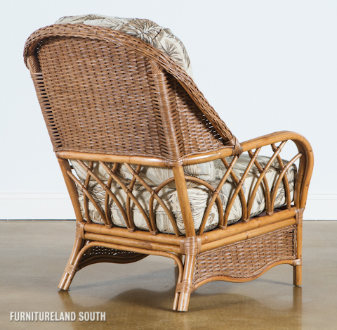 Braxton Culler - Wicker / Rattan Chair with Cushions - 905-001