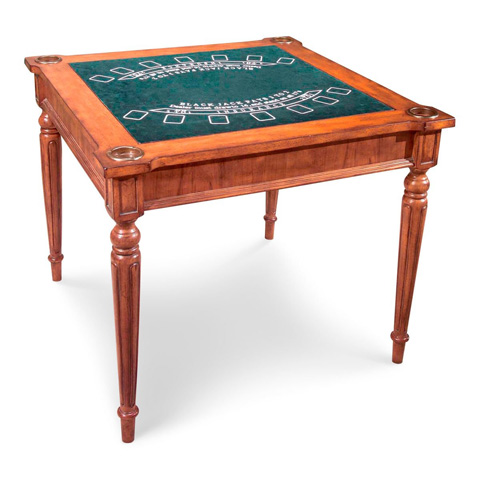 Butler Specialty Co. - Multi-Game Card Table - 0837011