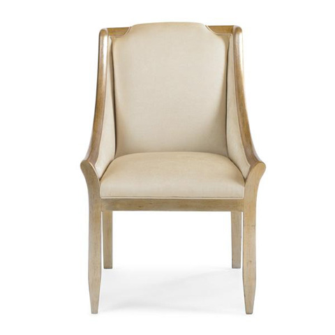 Caracole - Sterling Reputation Chair - CON-ARMCHA-009