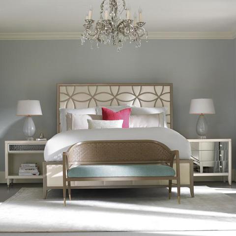 Caracole - Sleeping Beauty Bed - CON-KINBED-013