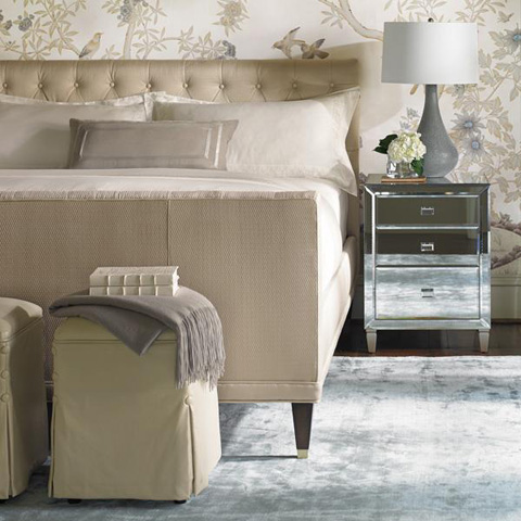 Caracole - Tuck Me In King Bed - TRA-KINBED-021