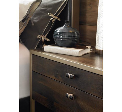 Caracole - Artisans Nightstand - ATS-NITSTD-001