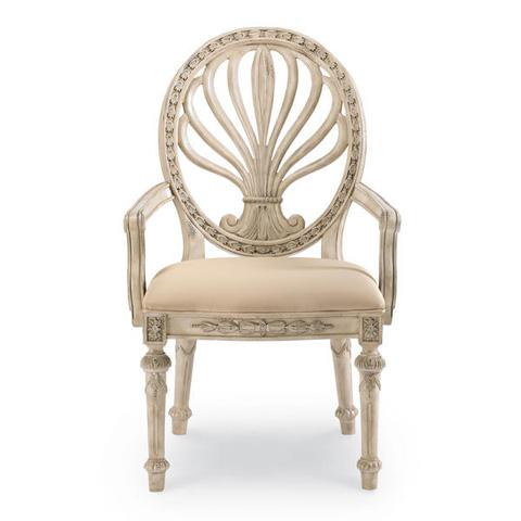 Caracole - Empire II Arm Chair - 3062-152