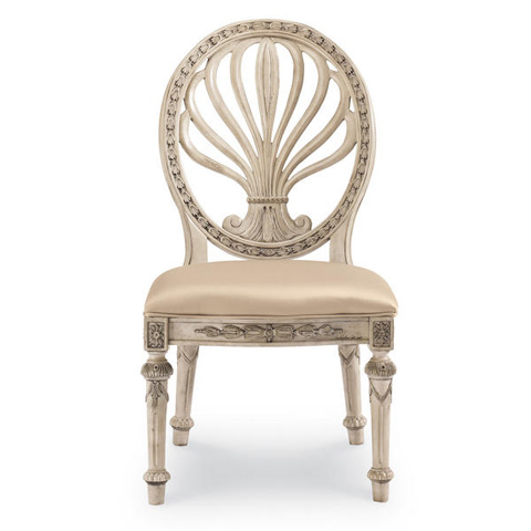 Caracole - Empire II Side Chair - 3062-153