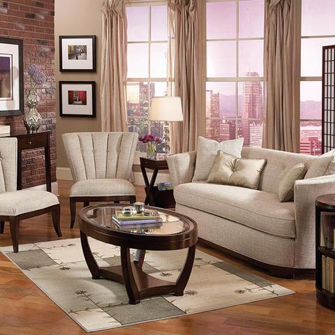 Caracole - Ava Chair - 8450-004-A