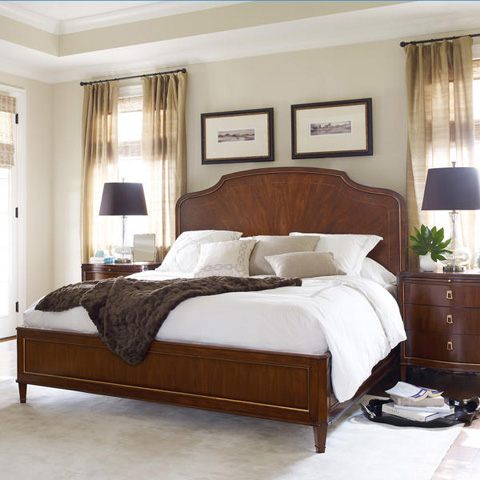 Caracole - St. James Place Panel Bed - A933-351