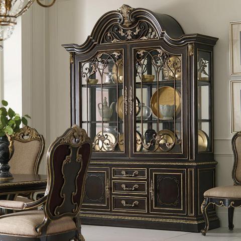 Caracole - Mezzanotte Curio Cabinet - B022-180