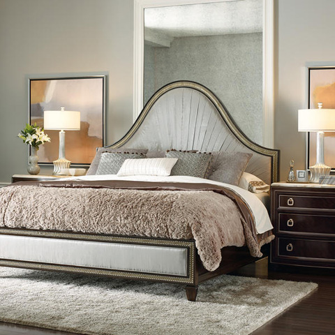 Caracole - Mystique King Bed - B033-351