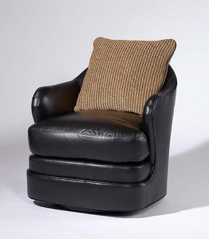 Century Furniture - Serendipity Swivel Chair - LR-17215