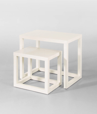 Century Furniture - Nesting Side Tables - 849-622