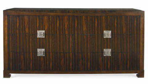 Century Furniture - Jilin Six Drawer Dresser - 699-205-1