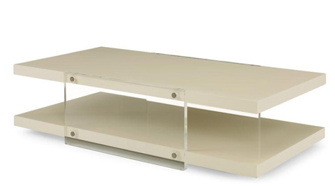 Century Furniture - Ordos Rectangular Open Cocktail Table - 699-604
