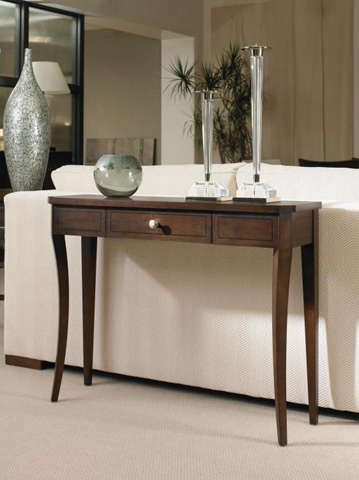 Century Furniture - Rectangular Console with Drawer - 33H-723