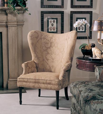 Century Furniture - Santa Rosa Chair - 11-532G