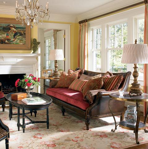 Century Furniture - Weston Sofa - 22-929