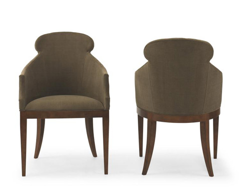 Century Furniture - Stately Game Chair - 3204