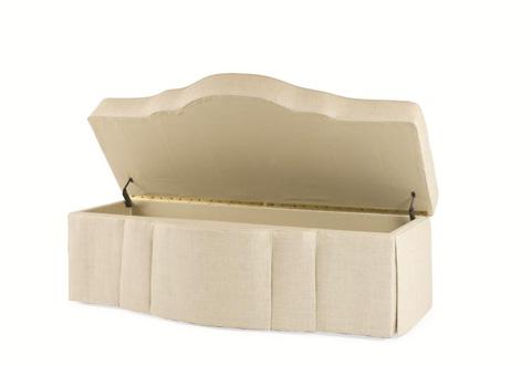 Century Furniture - Cornell Storage Ottoman - 33-906