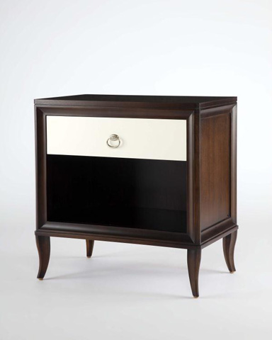 Century Furniture - One Drawer Nightstand - 33H-224